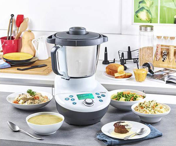 robot cuiseur kitchenaid